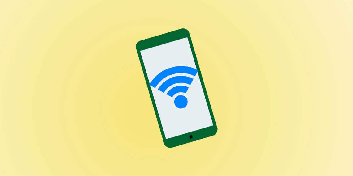 Как подключаться к Wi-Fi на мобильных устройствах